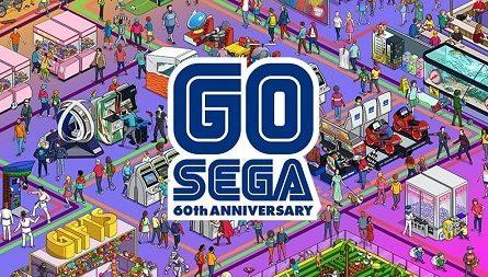 Sega 60º Aniversario Steam