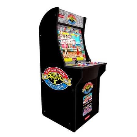 Arcade 1Up Street Fighter – Máquina Arcade Retro a 386,25€