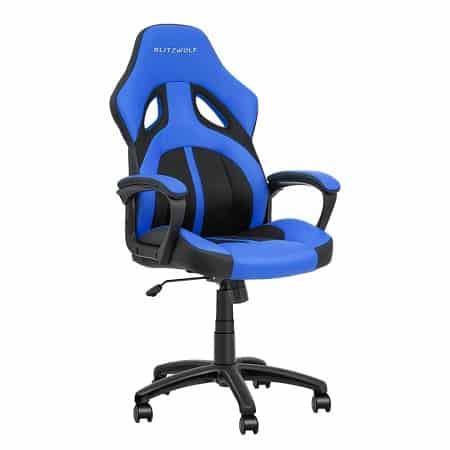 Cadeira Gaming BlitzWolf® BW-GC3 desde a Europa por 57,60€