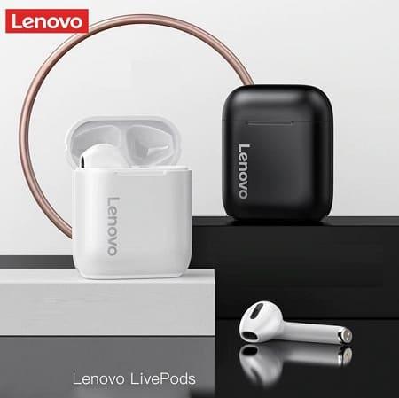 Preço mais Barato! Auriculares Lenovo LP2 desde Espanha por 11,78€