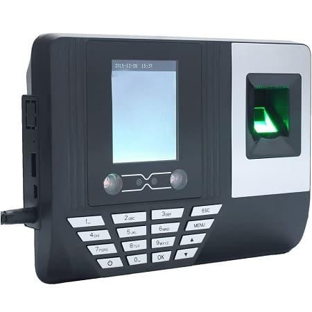 Dispositivo biométrico digital desde Espanha por 16,00€ envio gratuito