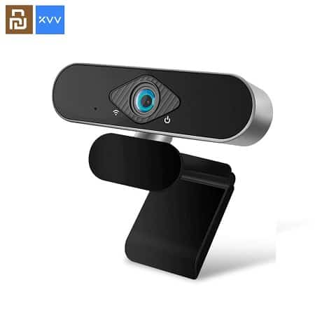 Webcam Youpin Xiaovv 1080P USB por apenas 10,40€