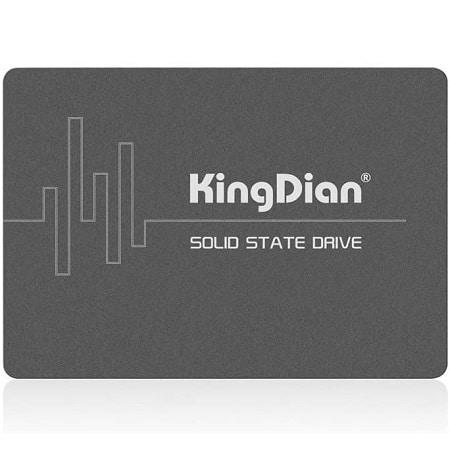 Rebaixa Amazon! KingDian 120GB SATA3 SSD por apenas 15,80€