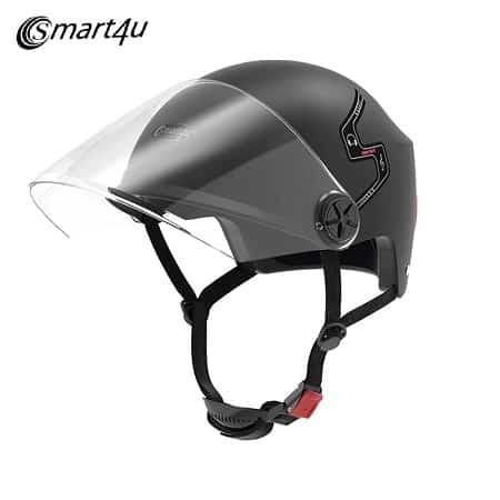 Capacete Smart4u com Bluetooth para Trotinete, Motas ou Bicicletas por 41,10€