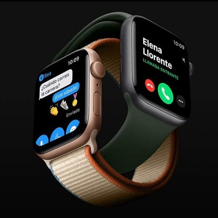 Rebaixa! Apple Watch Serie 6 desde Espanha a 370,89€
