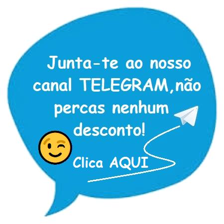 Adere ao nosso canal Telegram