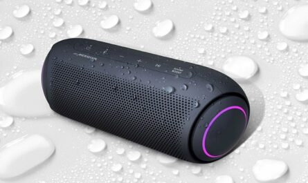 LG XBOOM Go PL5 Portable Bluetooth Speaker