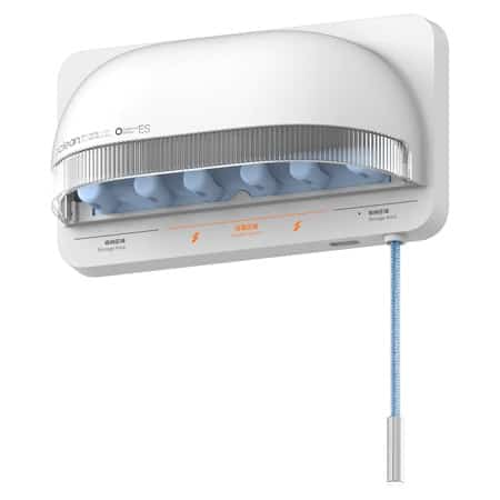 Oclean Esterilizador de Escovas de Dentes S1 Smart UVC a 13,71€