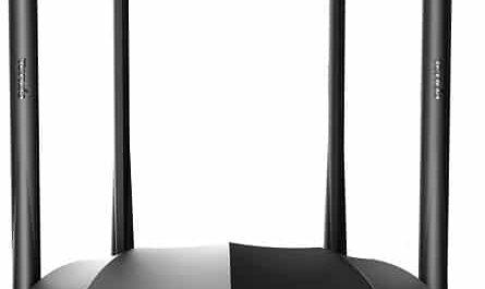 Router WiFi Tenda AC8 Gigabit