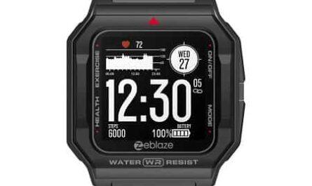 Smartwatch-Retro-Zeblaze-Ares