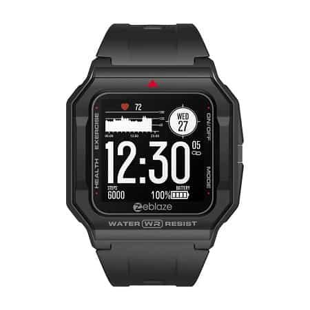 Cupão Banggood! Smartwatch Retro Zeblaze Ares por 18,27€