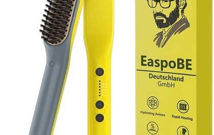 Escova de alisamento de Barbas e Cabelos