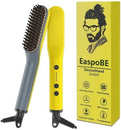 Escova de alisamento Barbas e Cabelos desde Espanha por 8€*
