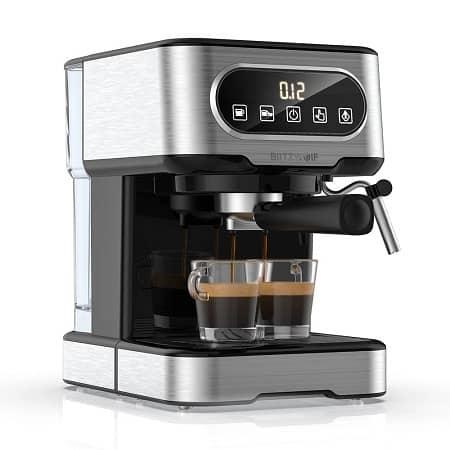 Máquina de café expresso BlitzWolf BW-CMM2, 20 bar desde a Europa por 77,80€