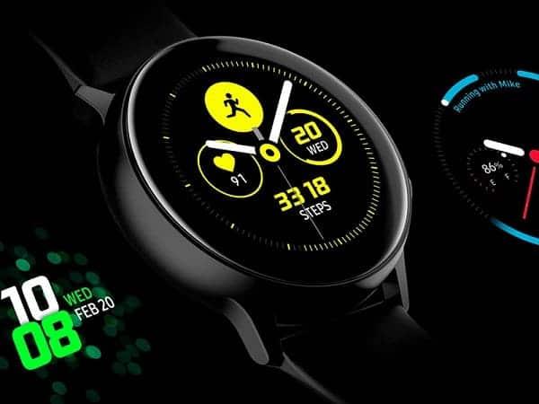 Promo Amazon ES! Samsung Galaxy Watch Active a 95,2€