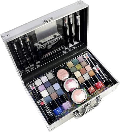Color Workshop TCW Makeup, Mala de viagem com 43 Pcs desde Espanha só 12,95€