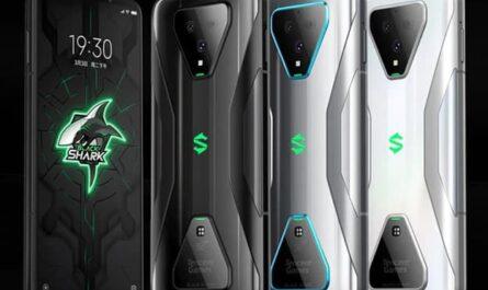 Black Shark 3 by Xiaomi