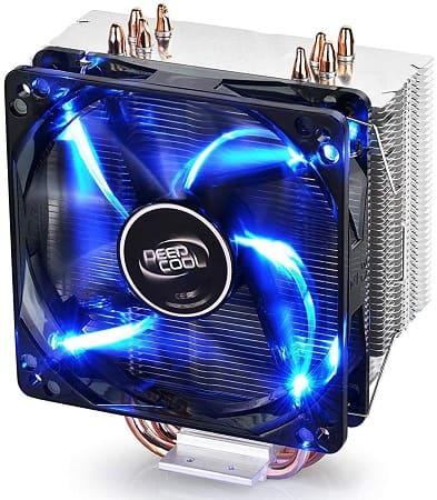 DEEP COOL Gammaxx 400, Dissipador de calor CPU desde Espanha por apenas 19,99€*