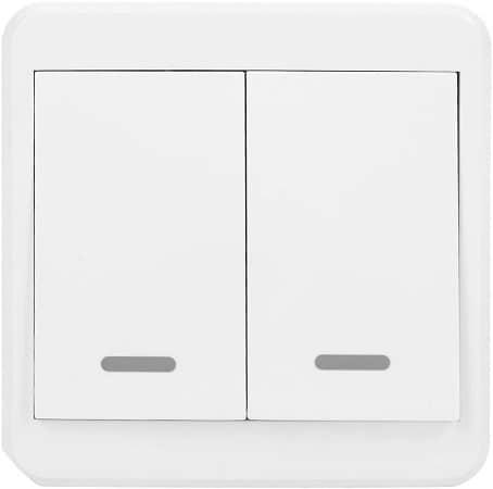 (ESGOTADO) Interruptor de parede WiFi desde Espanha Só 6,17€