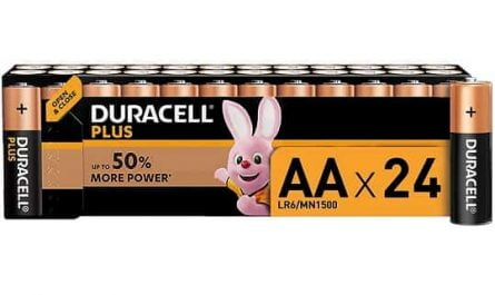 Pilhas Duracell Plus AA Baratas