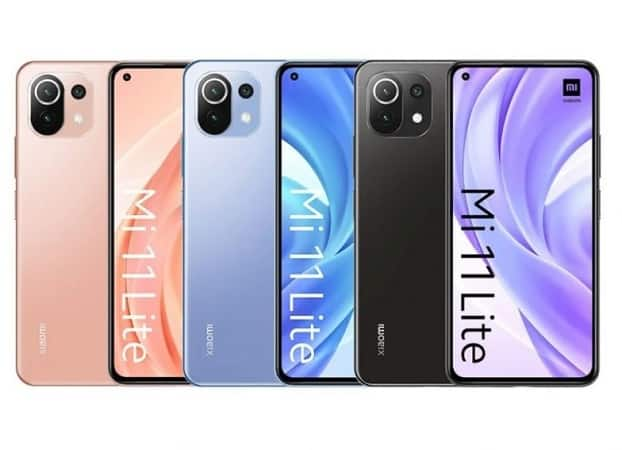 Xiaomi Mi 11 Lite – 6/64Gb desde a Europa por 259€ e o 6/128GB por 279€