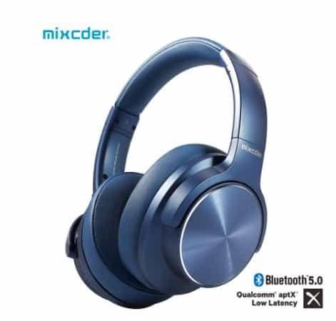 Preço Baixo! Auscultadores Mixcder E9 PRO desde Espanha a 30€