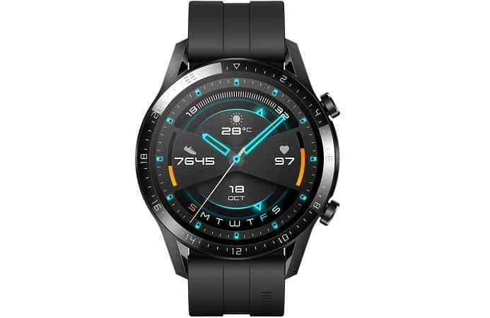Smartwatch Huawei Watch GT2 Sport de 46 mm desde Espanha por 122€