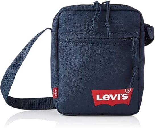 Oferta Amazon! Levi's Crossbody Bolsa com alça tiracolo só 12,49€