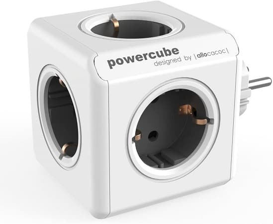 Oferta Amazon! Powercube de 5 Sockets apenas 11,8€