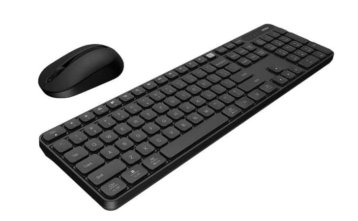 teclado rato Xiaomi sem fios barato