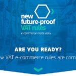 Fim da isenção de IVA nas compras fora do comunidade Europeia a partir de 1 de Julho de 2021!