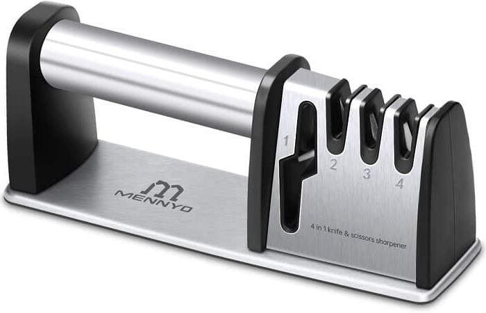 Promo Amazon! Afia facas e tesouras desde Espanha por 8,49€