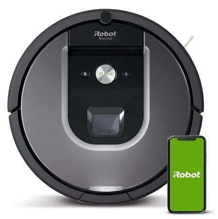 Aspirador Robot iRobot Roomba 975 desde Portugal apenas 349€
