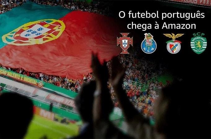 As Equipas Portuguesas Chegaram à Amazon, são 4 as Lojas oficias FPF, FCP, SLB e SCP