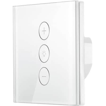 Interruptor inteligente com controlo da intensidade da luz por 7,3€