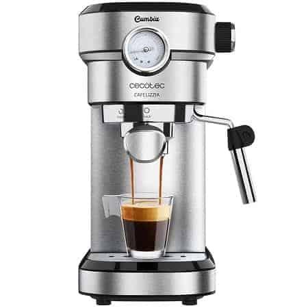 Máquina de Café Cecotec expresso Cafelizzia 790 desde Espanha a 66,60€