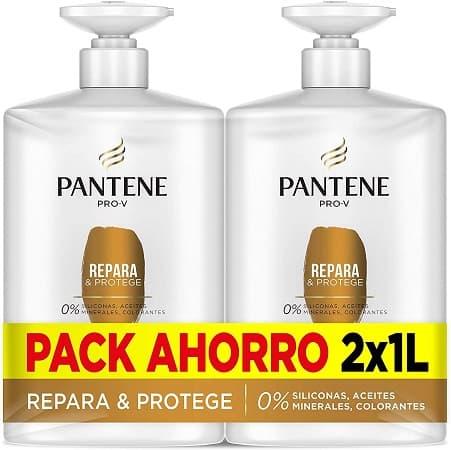 2 x 1 litro Pantene Pro-V Repara e Protege, desde Espanha a 14,90€