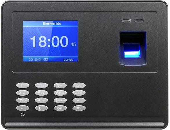 Relógio biométrico digital desde Espanha por 9,99€