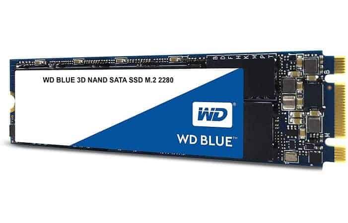 Pechincha Amazon! Western Digital SSD M.2 SATA de 250GB apenas 33,95€