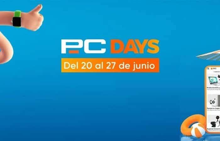 PcDays 2021 as melhores ofertas PcComponentes, anda ver!