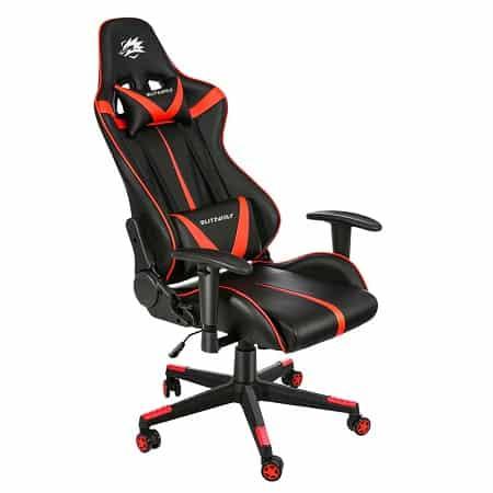 Descontito com cupãozito! Cadeira Gaming BlitzWolf® BW-GC7 Desde a Polónia por 76,2€