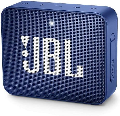 JBL GO 2 à prova de água, 5 horas de autonomia, desde Espanha por 17,64€ (Em Preto)