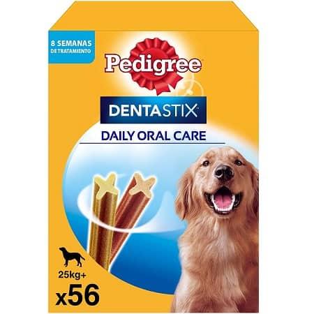 Pack de 56 x Pedigree Dentastix Snack Dental por apenas 13,2€