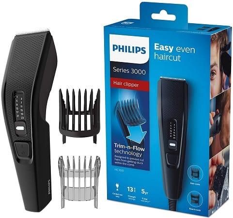 Philips 3000 HC3510 Barba e Cabelo só 13,8€ desde Espanha
