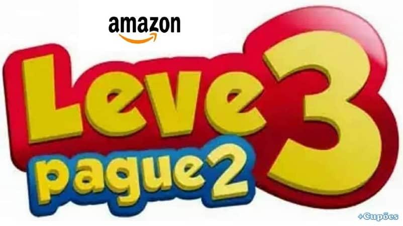 Promoção Amazon 3x2