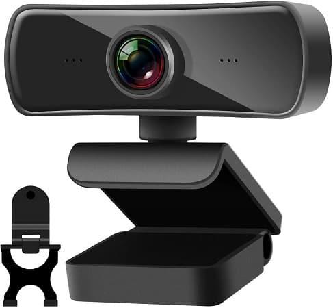 Oferta Amazon! Webcam 2k 1080P a 6,89€