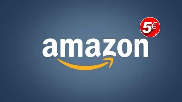 Oferta Amazon! Desconto de 5€ em compras +25€, Verifica aqui se a tua conta é legível para esta oferta
