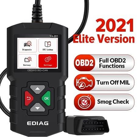 EDIAG OBD2 Engine Scanner ferramenta de diagnostico auto desde Espanha a 23,4€