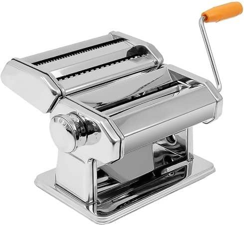 Maquina de Fazer Pasta Fresca desde Amazon por 17,9€