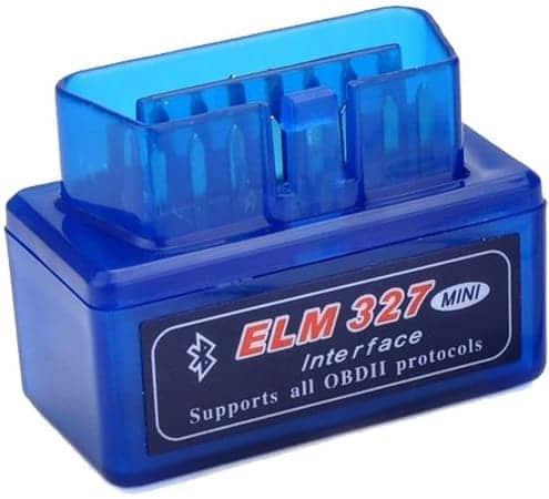 Mini ELM327 Interface V2.1 Bluetooth OBD-II OBD2 Auto Car Diagnostic Scan Tool desde Espanha por 4€